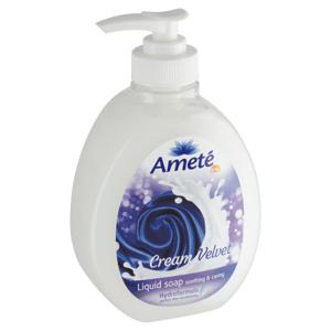 Ameté Tekuté mýdlo Cream Velvet 300ml