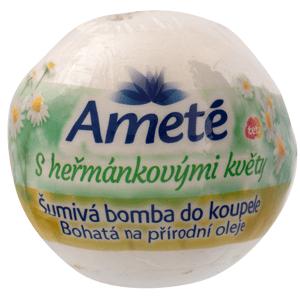 Ameté Šumivá bomba do koupele s bylinkami 100g - mix variant