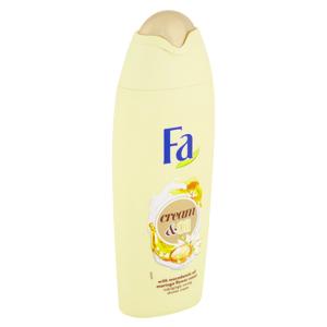 Fa sprchový gel Cream & Oil Macadamia 400ml