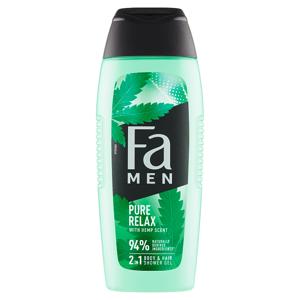 Fa Men sprchový gel Pure Relax 2v1 400ml