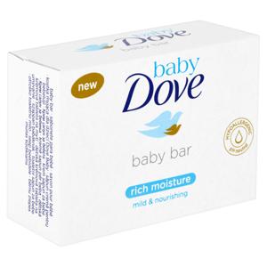 Baby Dove Rich Moisture krémová tableta na mytí 75g