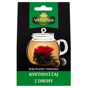 VeltaTea Kvetoucí čaj srdce k srdci a večernice 2 x 6g