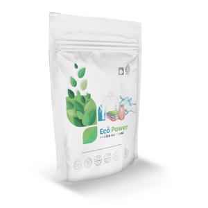 Eco-power L: Bio-univerzální deskový prášek - 60 praní