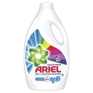 Ariel Touch Of Lenor Color Tekutý Prací Prostředek 2.2l, 40 Praní