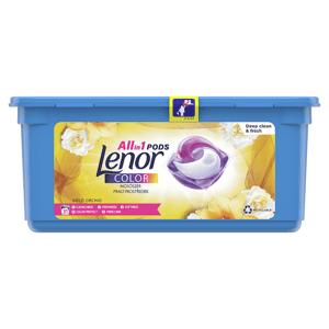 Lenor Allin1 PODs Gold Orchid Kapsle Na Praní 31 Praní