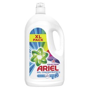 Ariel Touch Of Lenor Color Tekutý Prací Prostředek 3.85l, 70 Praní