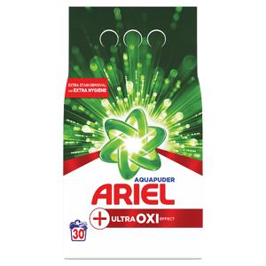 Ariel AquaPuder  OXI Extra Hygiene Prací Prášek 30 Praní