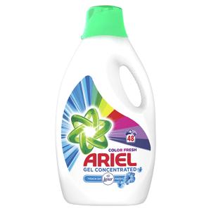 Ariel Touch Of Lenor Color Tekutý Prací Prostředek 2.64l, 48 Praní