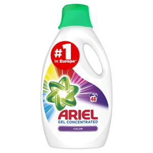 Ariel Color Reveal Tekutý Prací Prostředek 2.64l, 48 Praní