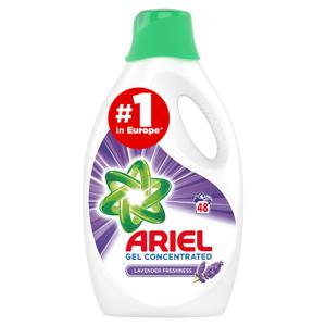 Ariel Lavender Tekutý Prací Prostředek 2.64l, 48 Praní