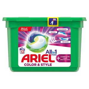 Ariel Allin1 Pods +Complete Fiber Protection Kapsle Na Praní 13 Praní