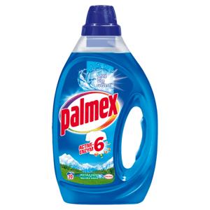 Palmex Active-Enzym 6 Horská vůně Gel 20 praní 1,00l