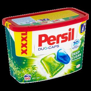 PERSIL prací kapsle DuoCaps Deep Clean Regular 50 praní, 1150g