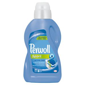 PERWOLL speciální prací gel Sport 15 praní, 900ml