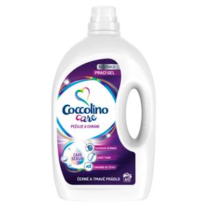 Coccolino Care Black prací gel 60 dávek