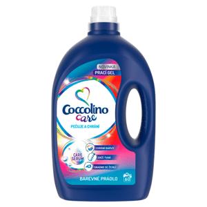 Coccolino Care Barevné prádlo prací gel 60 dávek 2,4l