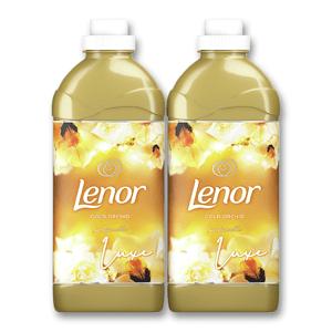 Lenor Gold Orchid Aviváž 72 Praní, 2X1080ML