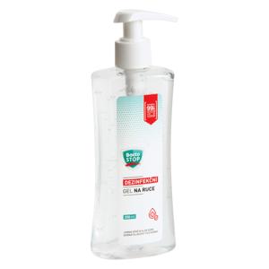BactoSTOP Dezinfekční gel na ruce 250ml