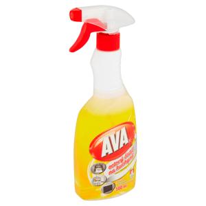 AVA Octový čistič na kuchyně 500ml
