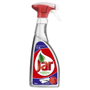 Jar Professional Dezinfekční Odmašťovač Pro Kontakt SPotravin 750ml
