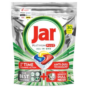 Jar Platinum Plus Lemon Kapsle Do Automatické Myčky Nádobí, 30 ks