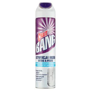Cillit Bang Antibakteriální aktivní pěna 600ml