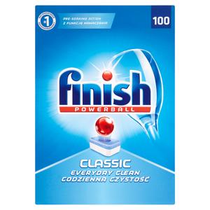 Finish Powerball Classic tablety do myčky nádobí 100 ks 1810g