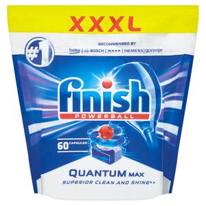 Finish Powerball Quantum tablety do myčky nádobí 60 ks 930g