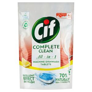 CifAllin1LemonTabletydomyčkynádobí46 ks