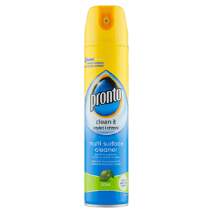 Pronto Multi Surface aerosol proti prachu limetka 250ml