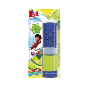 Dr.Devil 3in1 WC POINT BLOCK 45ml Lime twister