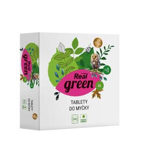 Real Green tablety do myčky (40ks/kra)