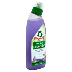 Frosch Ecological WC gel levandule 750ml