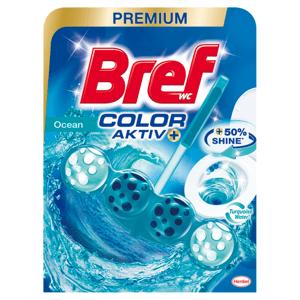 Bref Color Aktiv Ocean tuhý WC blok 50g
