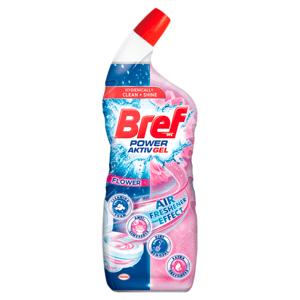 Bref Hygienically Clean & Shine Gel Floral Delight 700ml