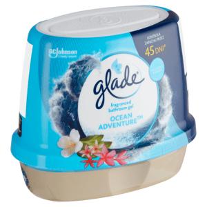 Glade Ocean Adventure vonný gel do koupelny 180g