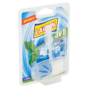 Larrin WC Plus 3v1 ledová svěžest 40g