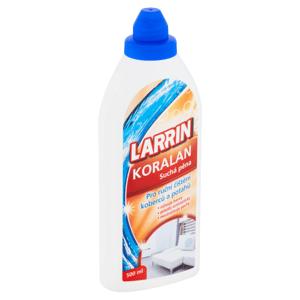 Larrin Koralan Suchá pěna pro ruční čištění koberců a potahů 500ml