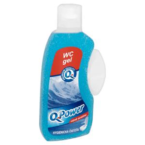 Q-Power WC gel vůně oceánu 400ml