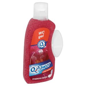 Q-Power WC gel vůně exotic 400ml
