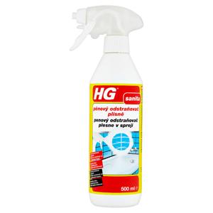 HG Pěnový odstraňovač plísně 500ml