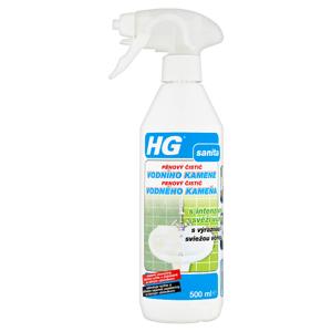 HG Pěnový čistič vodního kamene s intenzivní svěží vůní 500ml