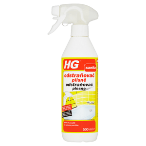 HG Odstraňovač plísně 500ml