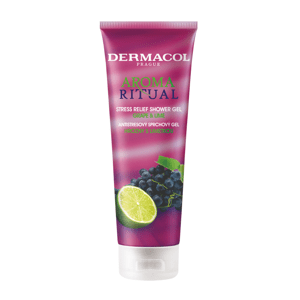 Dermacol Aroma Ritual sprchový gel hrozny s limetkou