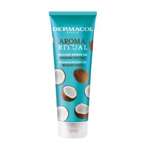 Dermacol Aroma Ritual sprchový gel brazilský kokos