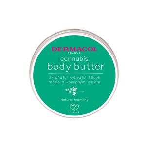 Dermacol tělové máslo 75ml Cannabis