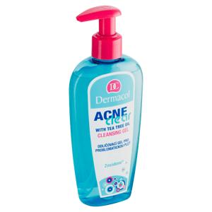 Dermacol Acneclear odličovací gel pro problematickou pleť 200ml