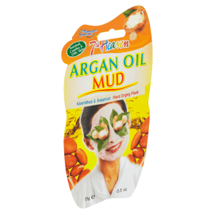 7th Heaven Bahenní maska s arganovým olejem 15g