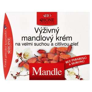 Bione Cosmetics Bio Mandle výživný mandlový krém na velmi suchou a citlivou pleť 51ml