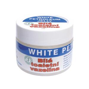 BIONE Kosmetická  vazelína - BÍLÁ 260ml